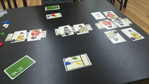 日本っぽさのある海外のボードゲームです