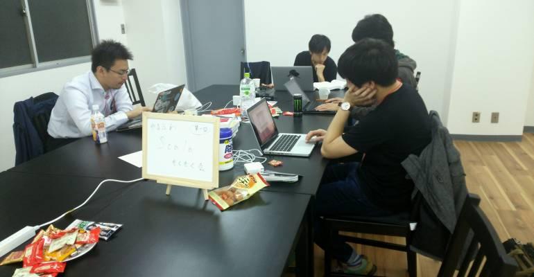 勉強会を開催する場所に!