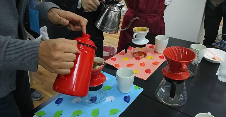 おいしいコーヒーを家で飲みませんか?